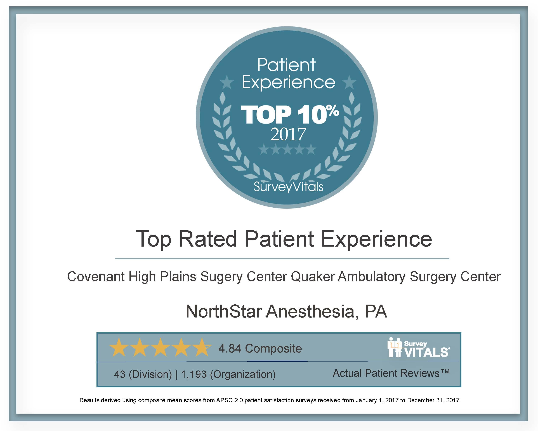 Covenant High Plains Surgery Center